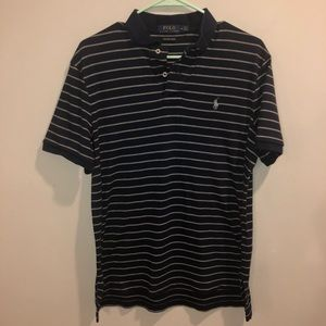 Polo Ralph Lauren polo puma soft touch striped